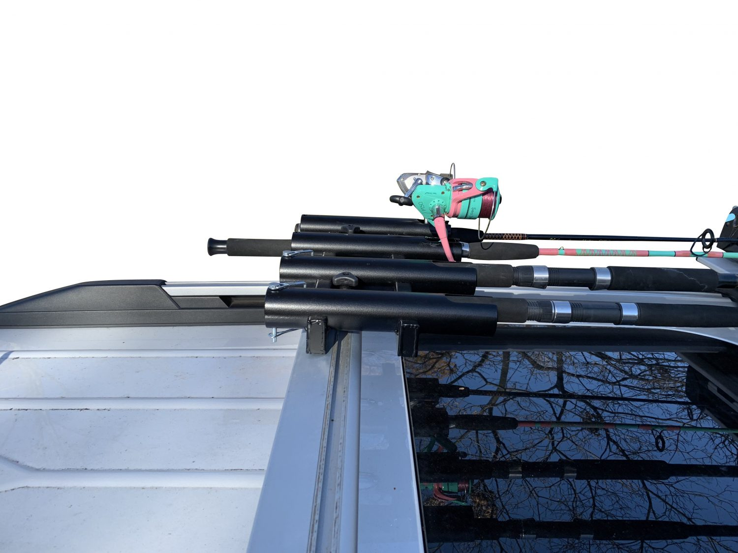 Thule Fishing Rod Locking Carrier X Rack